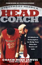 Everybody Needs a Head Coach - Book & Video combo
