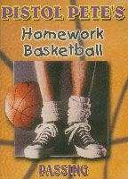 Pistol Pete's  Homework Basketball  Four DVD Series