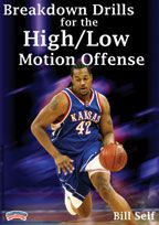 Breakdown Drills for the High/Low Motion Offense