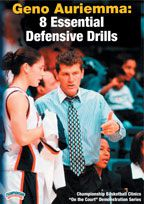 Geno Auriemma: 8 Essential Defensive Drills
