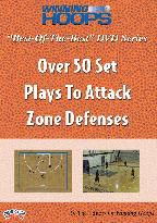 """Best-Of-The-Best"" Winning Hoops Video Series: Over 50 Set Plays To Attack Zone Defenses"