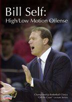 Bill Self: High/Low Motion Offense