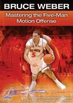 Bruce Weber: Mastering the Five Man Motion Offense