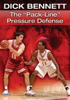 "Dick Bennett: The ""Pack-Line"" Pressure Defense"