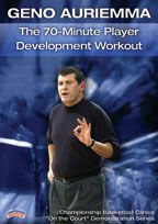 Geno Auriemma: The 70-Minute Player Development Workout