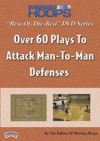 """Best-of-the-Best"" Winning Hoops Series: Over 60 Plays To Attack Man-To-Man Defenses"