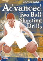 Ganon Baker: Advanced Two Ball Shooting Drills