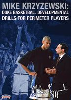 Mike Krzyzewski: Duke Basketball - Developmental Drills for Perimeter Players