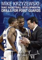 Mike Krzyzewski: Duke Basketball - Developmental Drills for Point Guards