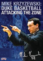 Mike Krzyzewski: Duke Basketball - Attacking the Zone
