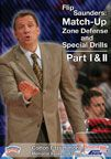 Flip Saunders: Match-Up Zone Defense and Special Drills, Part I & II