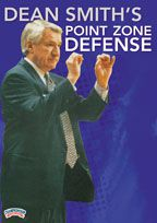 Dean Smith's Point Zone Defense