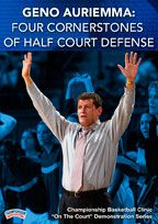 Geno Auriemma: Four Cornerstones of Half Court Defense