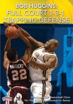 Bob Huggins: Full Court 1-3-1 Trapping Defense