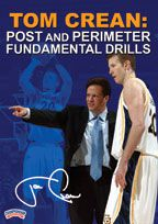 Tom Crean: Post and Perimeter Fundamental Drills