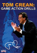 Tom Crean: Game Action Drills