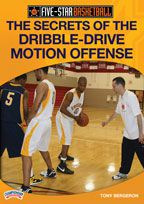The Secrets of the Dribble-Drive Motion Offense