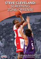 Steve Cleveland: Screening  Zone Offense