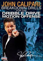 John Calipari's Dribble Drive 3-Pack