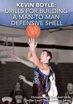 Kevin Boyle: Drills for Building a Man-to-Man Defensive Shell