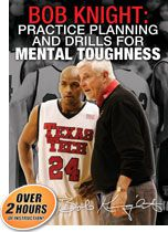 Bob Knight: Practice Planning and Drills for Mental Toughness