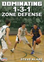 Dominating 1-3-1 Zone Defense
