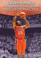 Oliver Purnell: Fundamental Team Drills for Practice