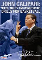 John Calipari: Speed, Agility and Conditioning Drills for Basketball