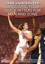 Tara VanDerVeer: Disguising Your Quick Hitters for Man and Zone