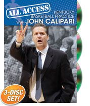 All Access Kentucky Basketball Practice with John Calipari