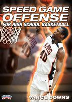 Speed Game Offense for High School Basketball