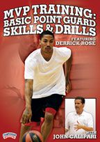 MVP Training: Basic Point Guard Skills & Drills with Derrick Rose