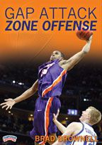 Gap Attack Zone Offense