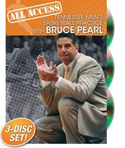 All Access Tennessee Men's Basketball Practice with Bruce Pearl