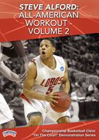 Steve Alford: All-American Workout - Vol. 2
