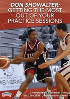 Don Showalter: Getting the Most out of Your Practice Sessions