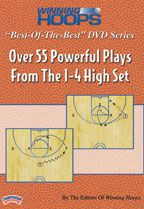 "Winning Hoops ""Best-of-the-Best"" Series - Over 55 Powerful Plays from the 1-4 High Set"