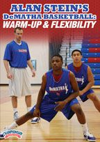 Alan Stein's DeMatha Basketball: Warm-Up & Flexibility