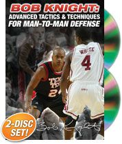 Bob Knight's Advanced Basketball 3-Pack