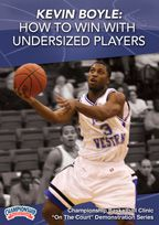 Kevin Boyle: How to Win with Undersized Players
