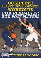 Complete Player Development Workouts for Perimeter and Post Players
