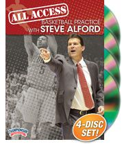 All Access Basketball Practice with Steve Alford