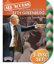 All Access Basketball Practice with Seth Greenberg