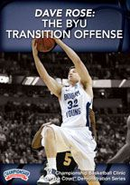 Dave Rose: The BYU Transition Offense