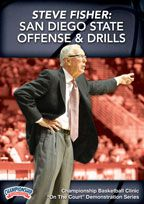 Steve Fisher: San Diego State Offense and Drills