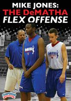 Mike Jones: The DeMatha Flex Offense