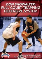 Don Showalter: Full Court Trapping Defensive System