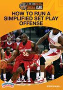 How to Run a Simplified Set Play Offense