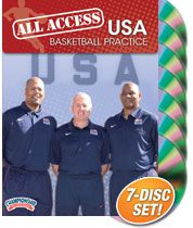 All Access USA Basketball Practice