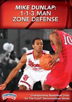 Mike Dunlap: 1-1-3 Man Zone Defense